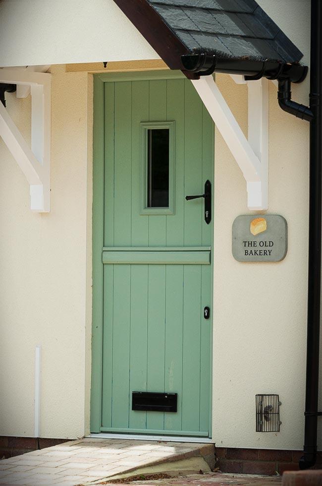 Chartwell green composite stable door